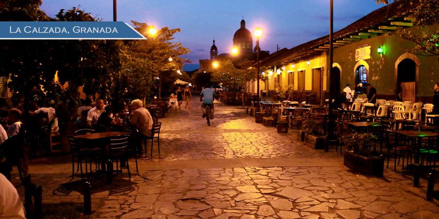 La Calzada, Granada